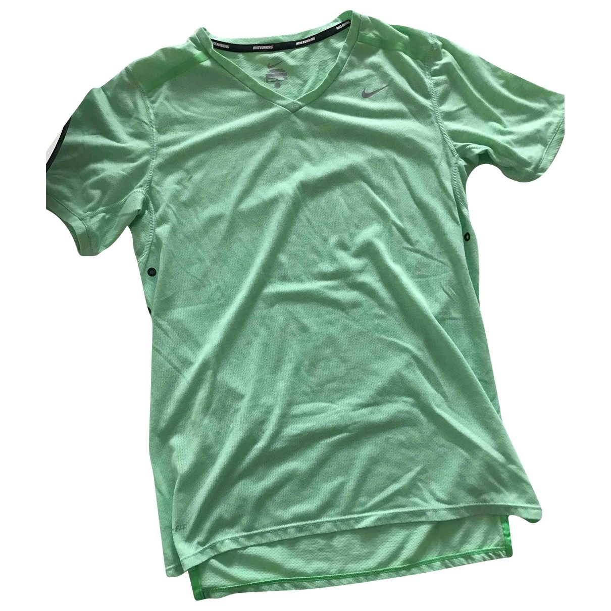 Nike - Tee shirts   pour homme - vert