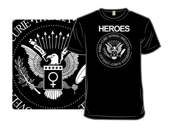 Heroes T Shirt