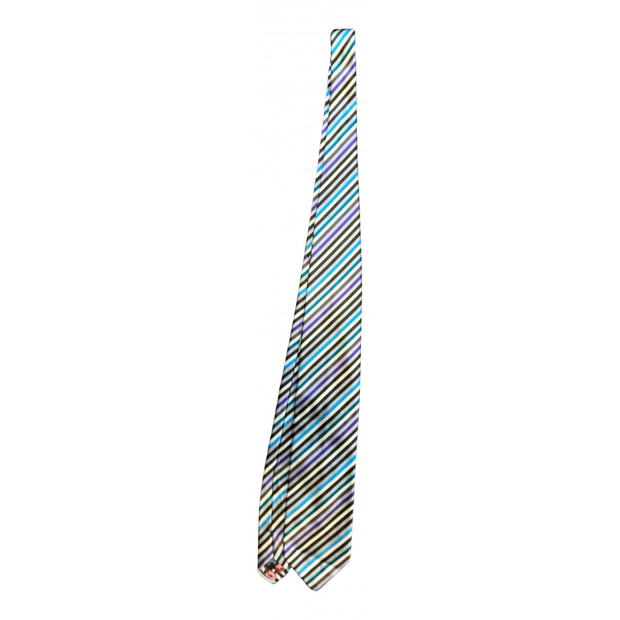 Paul Smith \N Krawatten in  Bunt Seide