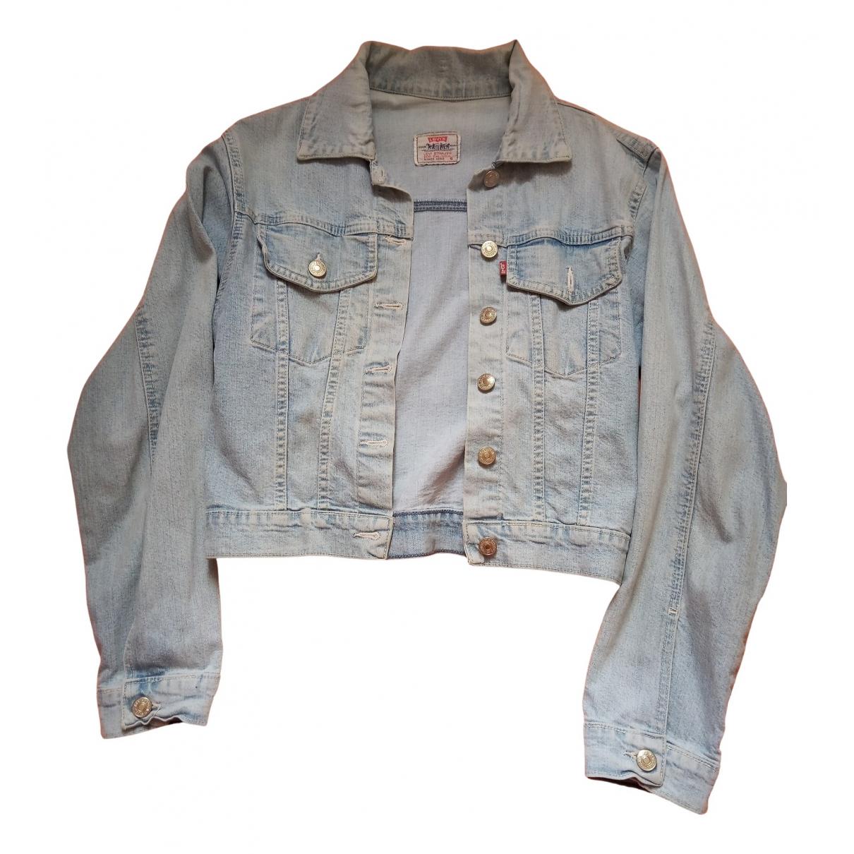 Levi's N Blue Denim - Jeans jacket for Women S International