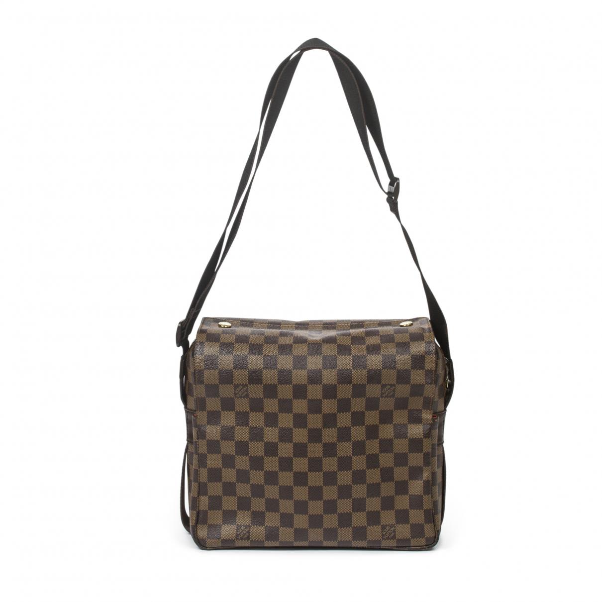 Bolso Naviglio de Cuero Louis Vuitton