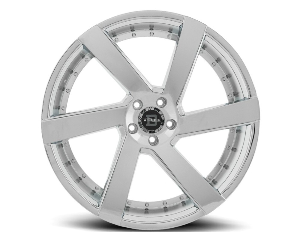 Blade BRVT-452 Maddox Wheel 22x8.5 5x114.3 35mm Chrome