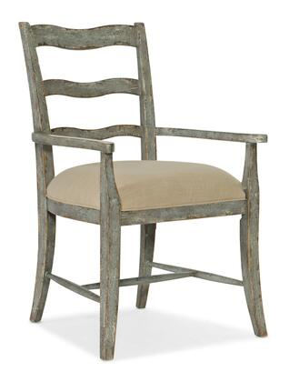6025-75303-90 Alfresco La Riva Upholstered Seat Arm Chair - Set of 2  in