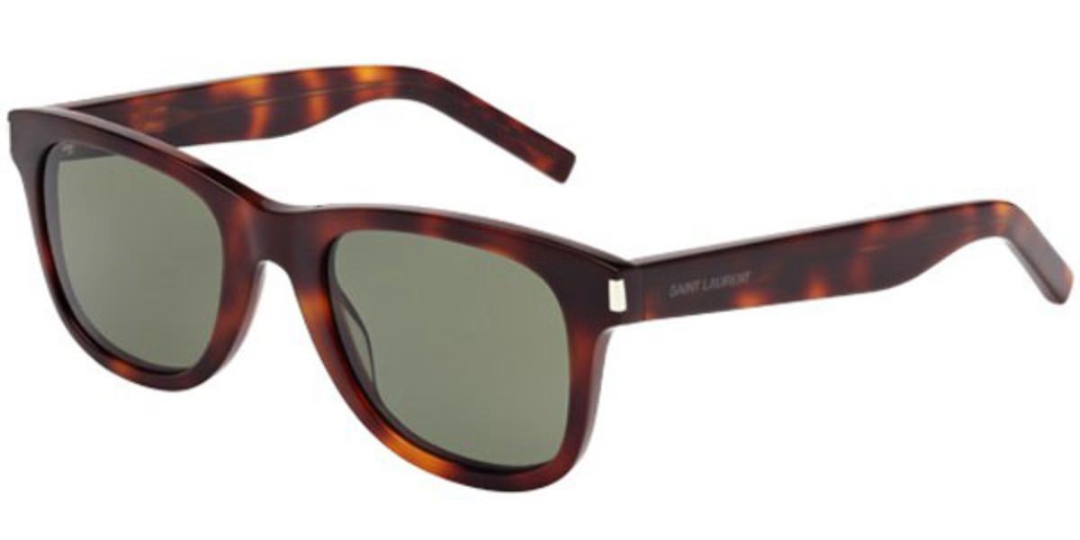 Saint Laurent SL 51 003 Men's Sunglasses Tortoise Size 50 - Free RX Lenses