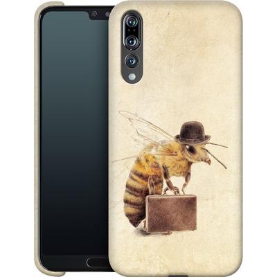 Huawei P20 Pro Smartphone Huelle - Worker Bee von Eric Fan