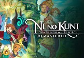 Ni no Kuni Wrath of the White Witch Remastered Steam CD Key