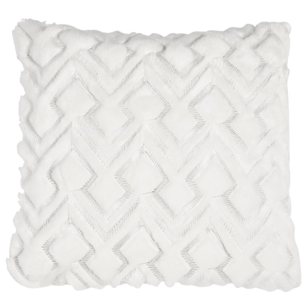 Kissenbezug mit geometrischen Motiven 40x40 BAGHERIA