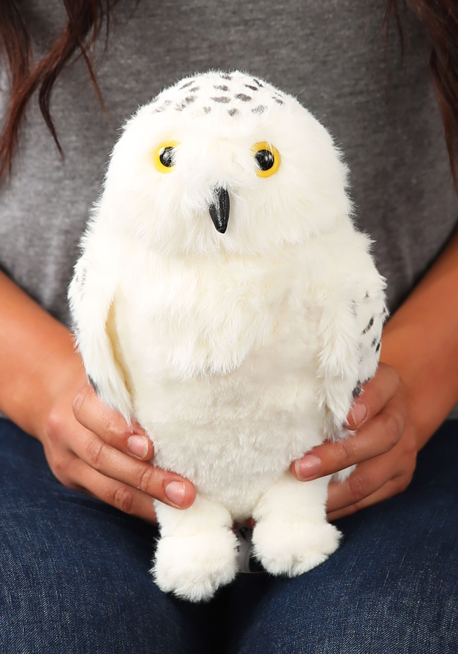 Plush Hedwig Harry Potter