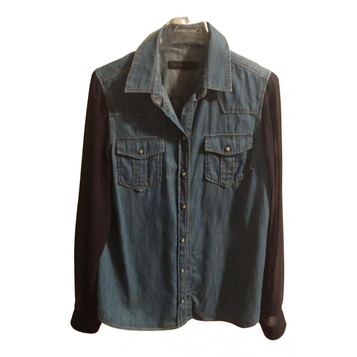 Trussardi Jeans \N Denim - Jeans  top for Women 40 IT