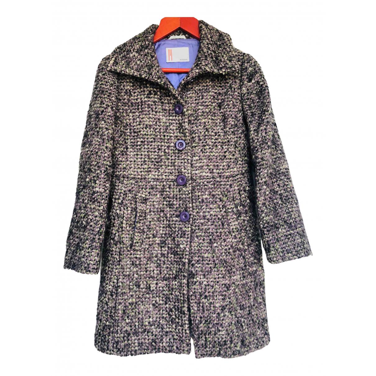 Missoni N Green Wool coat for Women 38 FR
