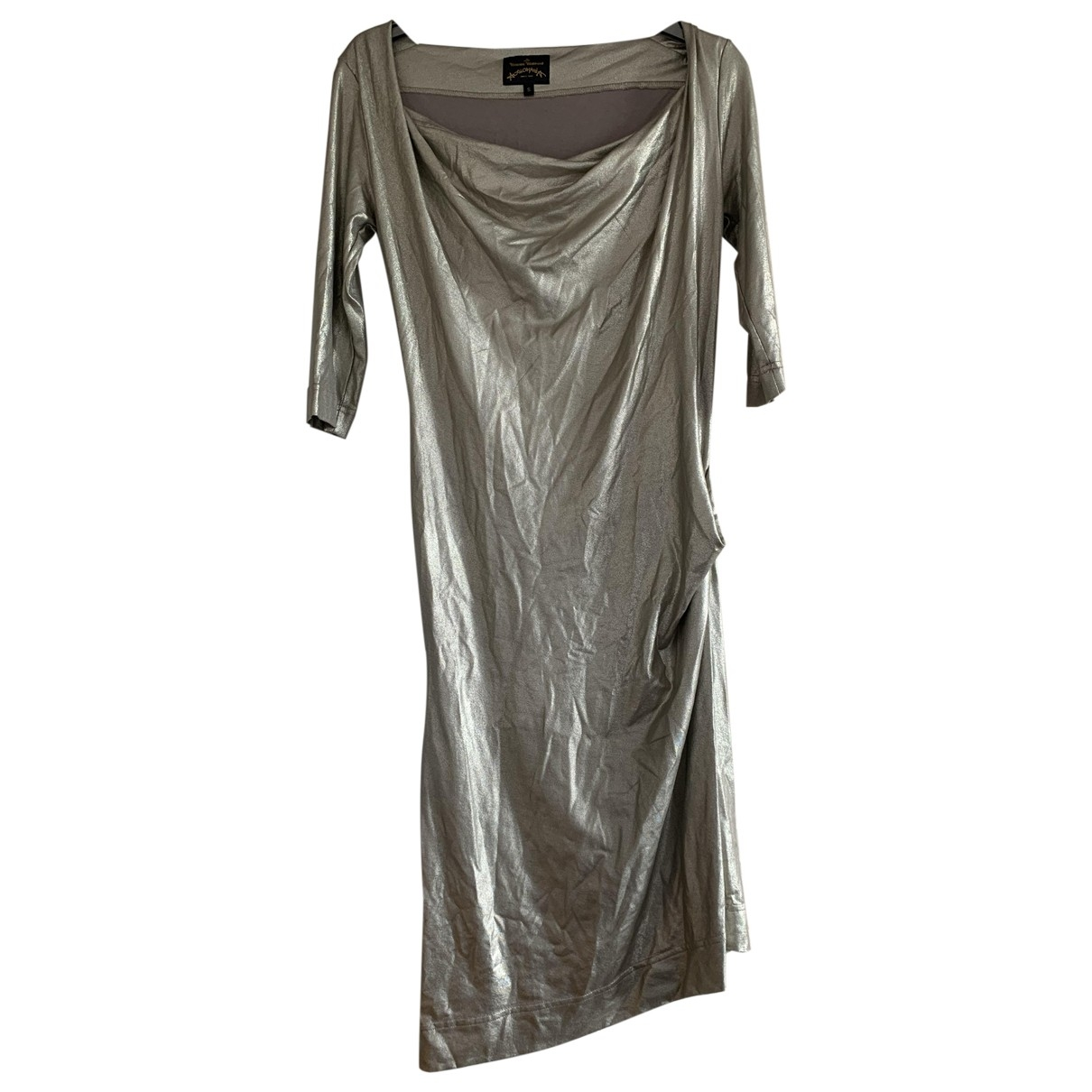 Vestido midi Vivienne Westwood Anglomania