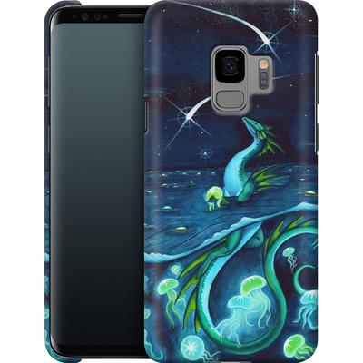 Samsung Galaxy S9 Smartphone Huelle - Carla Morrow - Sea of Stars von TATE and CO