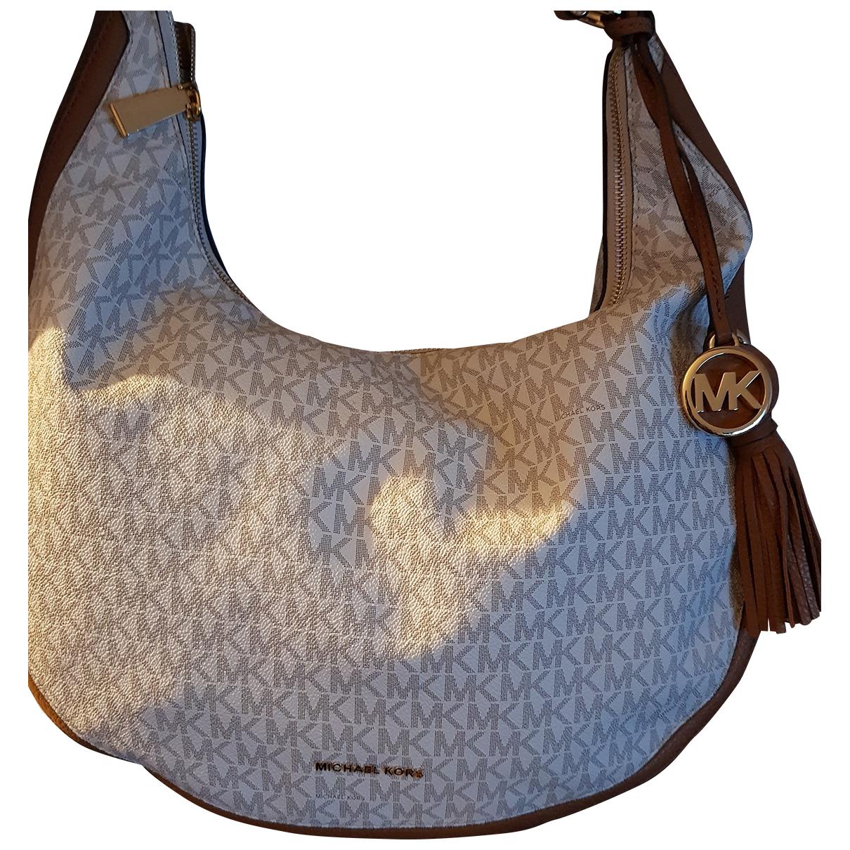 Michael Kors N Ecru handbag for Women N