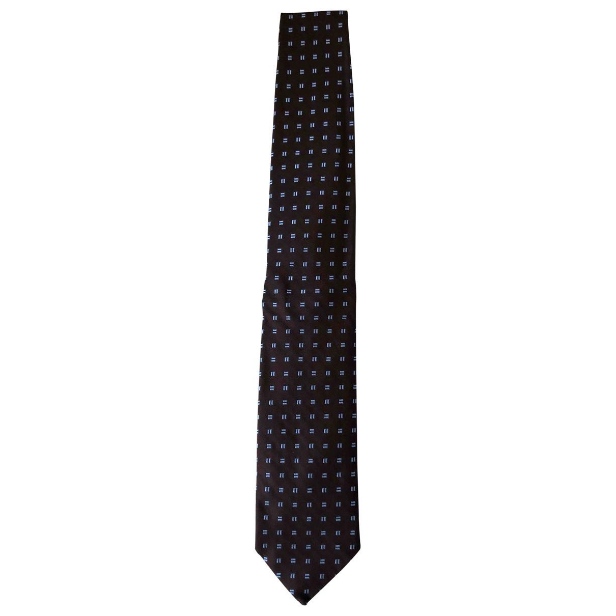 Ermenegildo Zegna \N Krawatten in  Bunt Seide