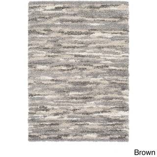 Strick & Bolton Molinari Area Rug (Medium Grey 2' x 3')
