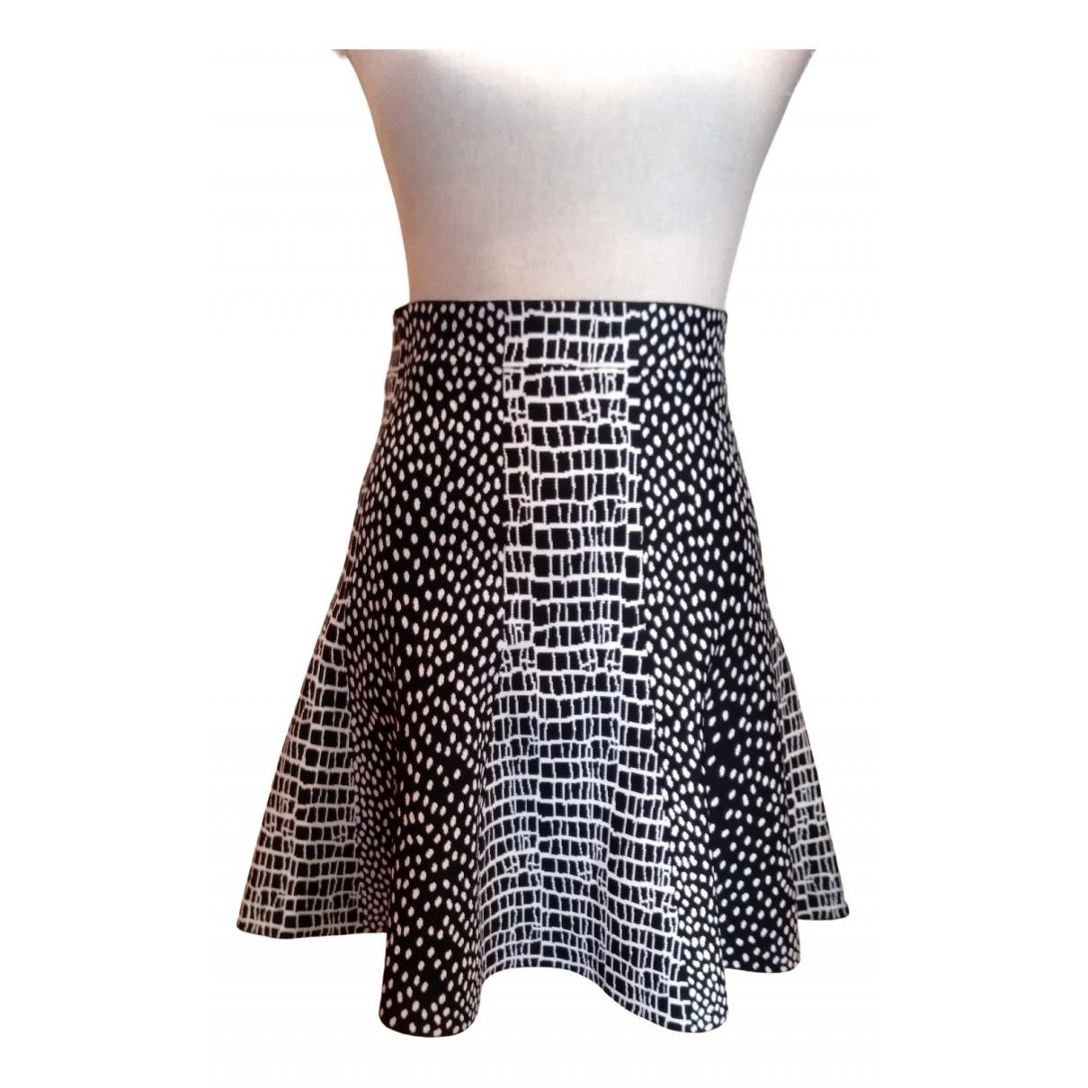 Bcbg Max Azria - Jupe   pour femme en coton - elasthane
