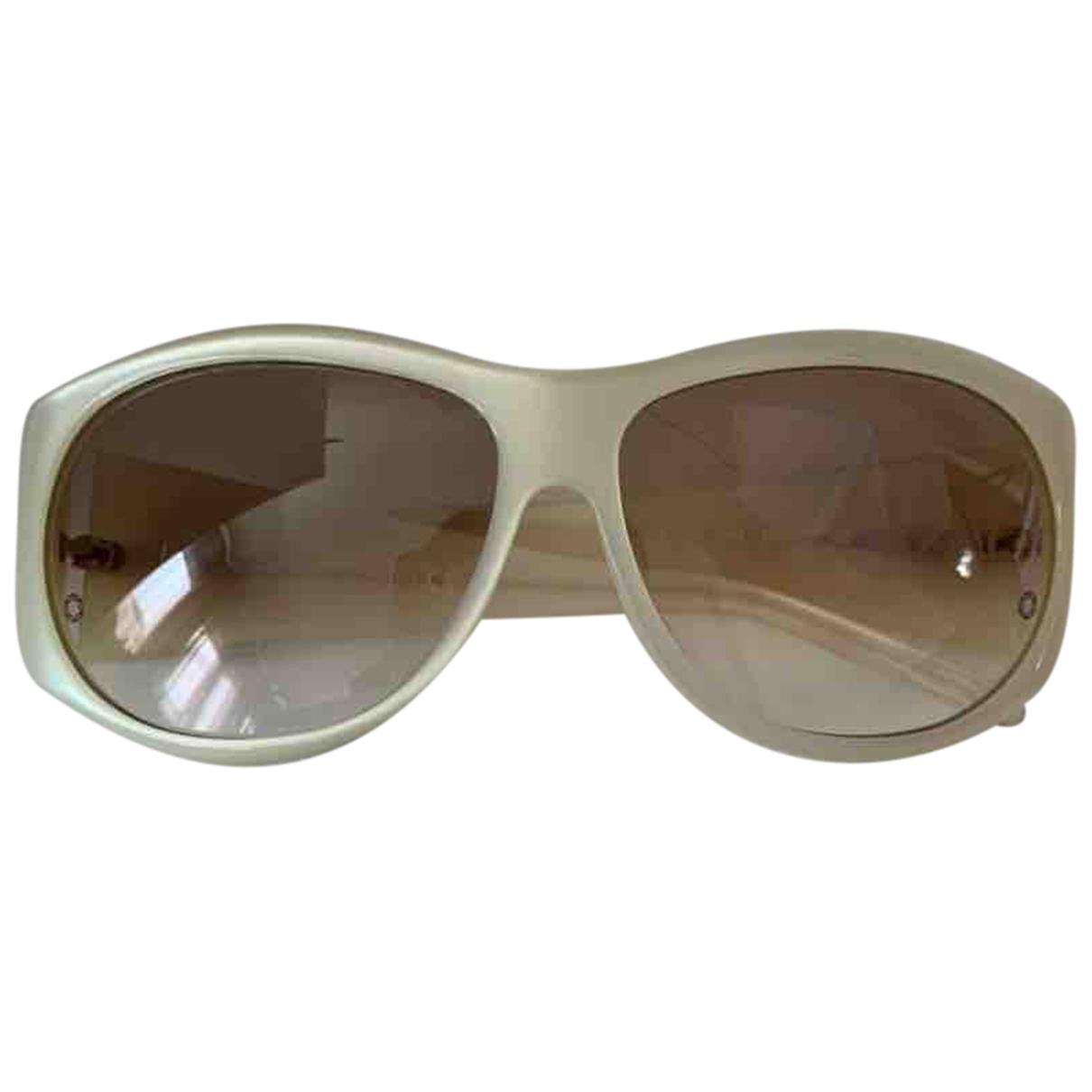 Montblanc \N White Sunglasses for Women \N