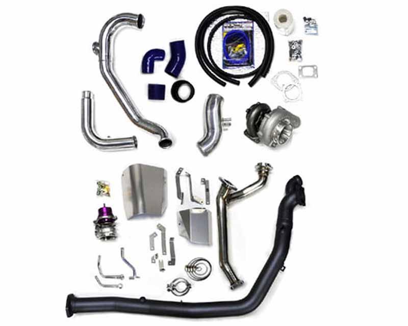 HKS 11004-AF003 Twin Scroll GT2835 Turbo Upgrade Kit Subaru WRX STI 04-07