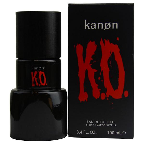 K.O. - Kanon Eau de Toilette Spray 100 ML