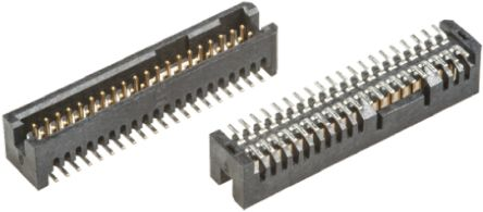 Samtec , TFML, 20 Way, 2 Row, Straight PCB Header