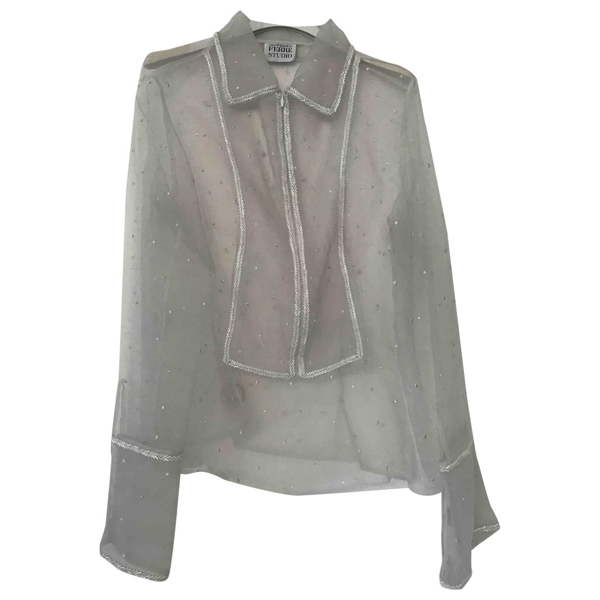 Gianfranco Ferré \N Grey Knitwear for Women 48 IT
