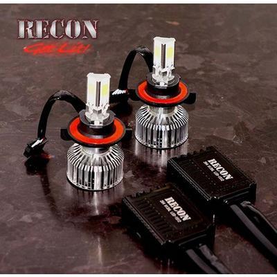 Recon 9007 Ultra High-Power LED Headlight Bulbs - 2649007LED
