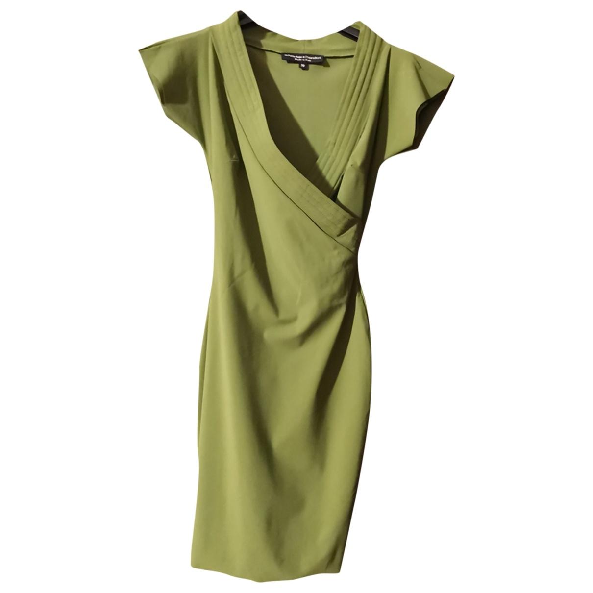 Chiara Boni \N Green dress for Women 38 IT