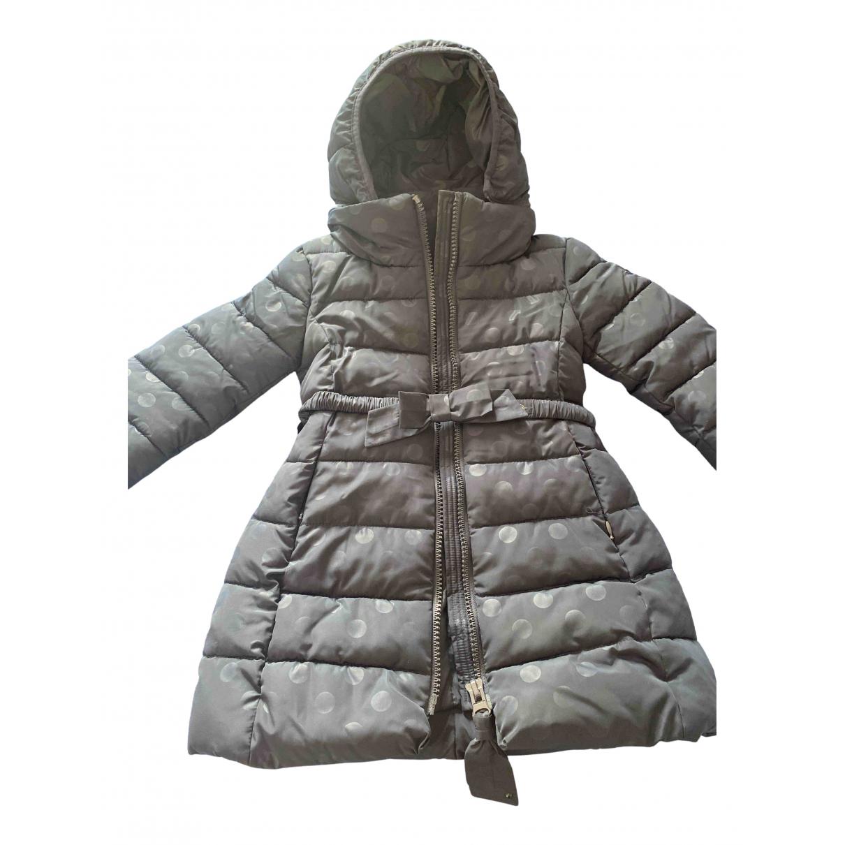 Monnalisa - Blousons.Manteaux   pour enfant - bleu