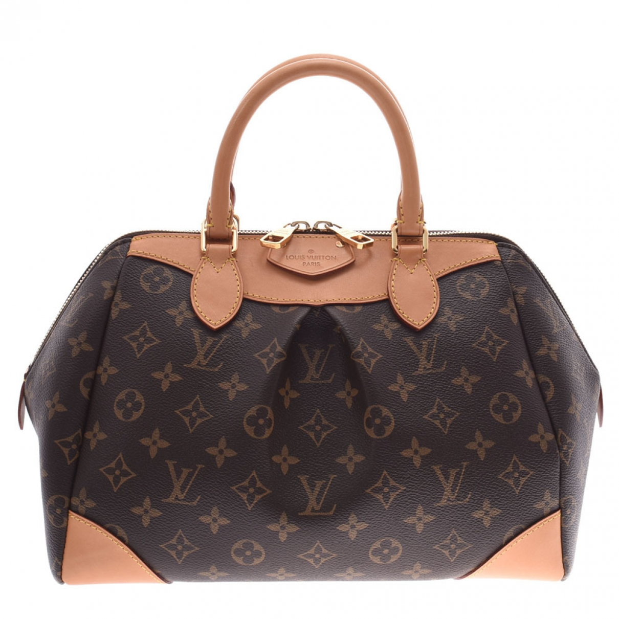Louis Vuitton Segur Brown Cloth handbag for Women \N