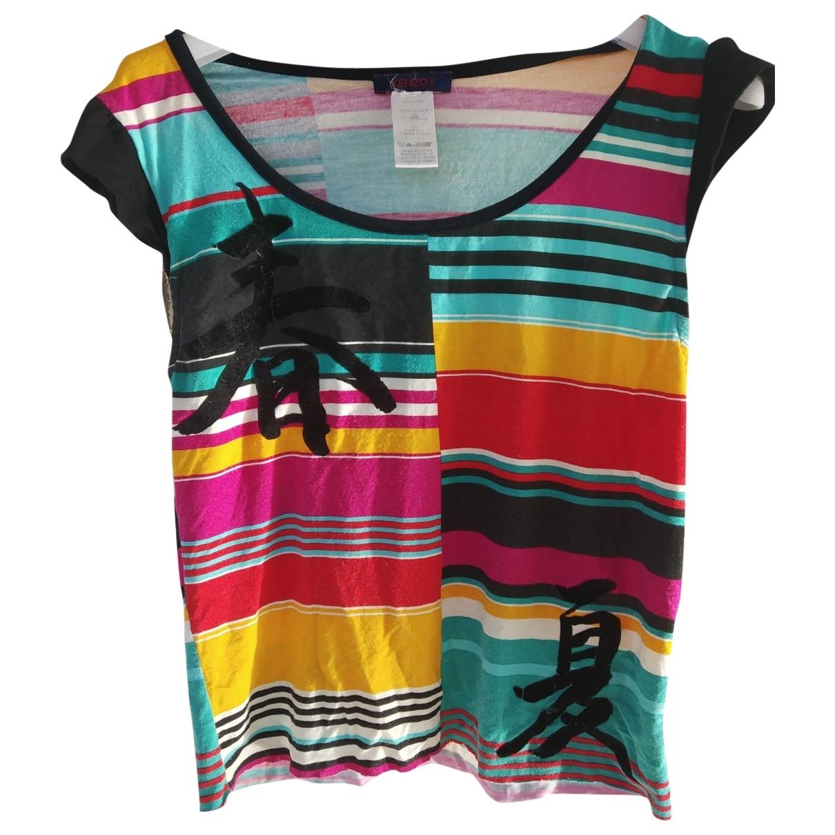 Kenzo \N Multicolour  top for Women 42 IT