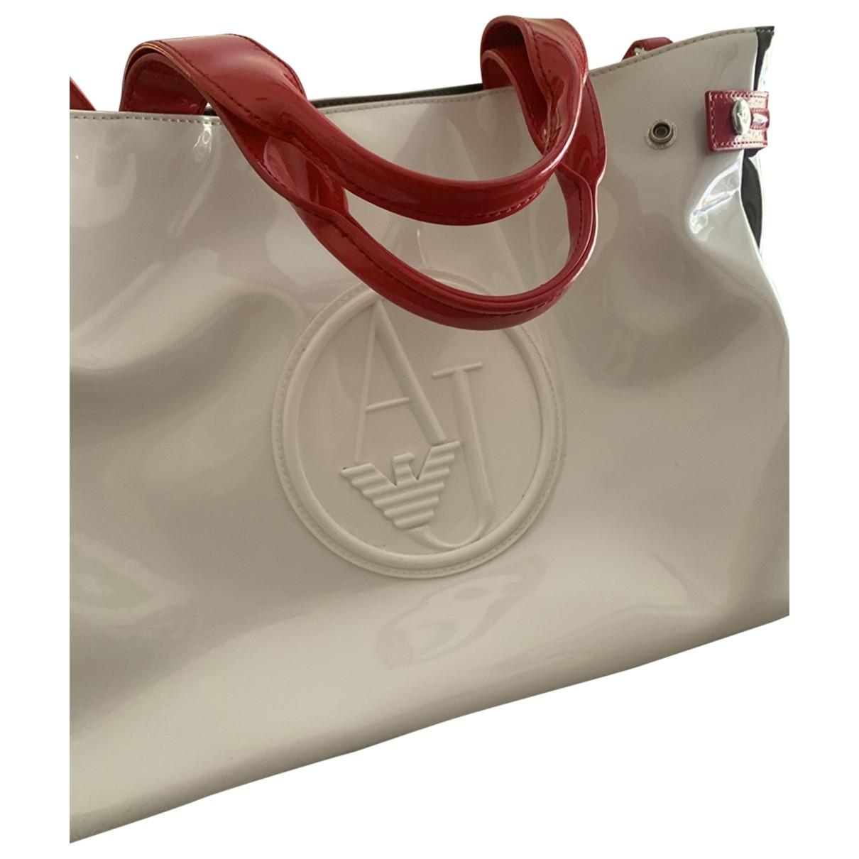 Armani Jeans N White handbag for Women N