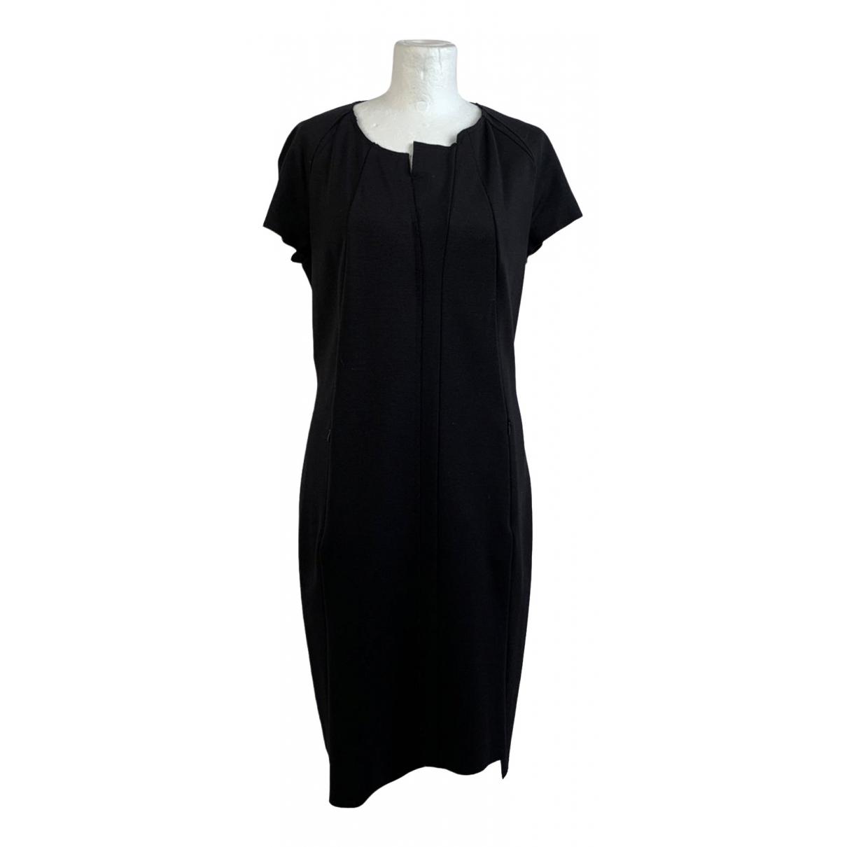 Jil Sander \N Black Wool dress for Women S International