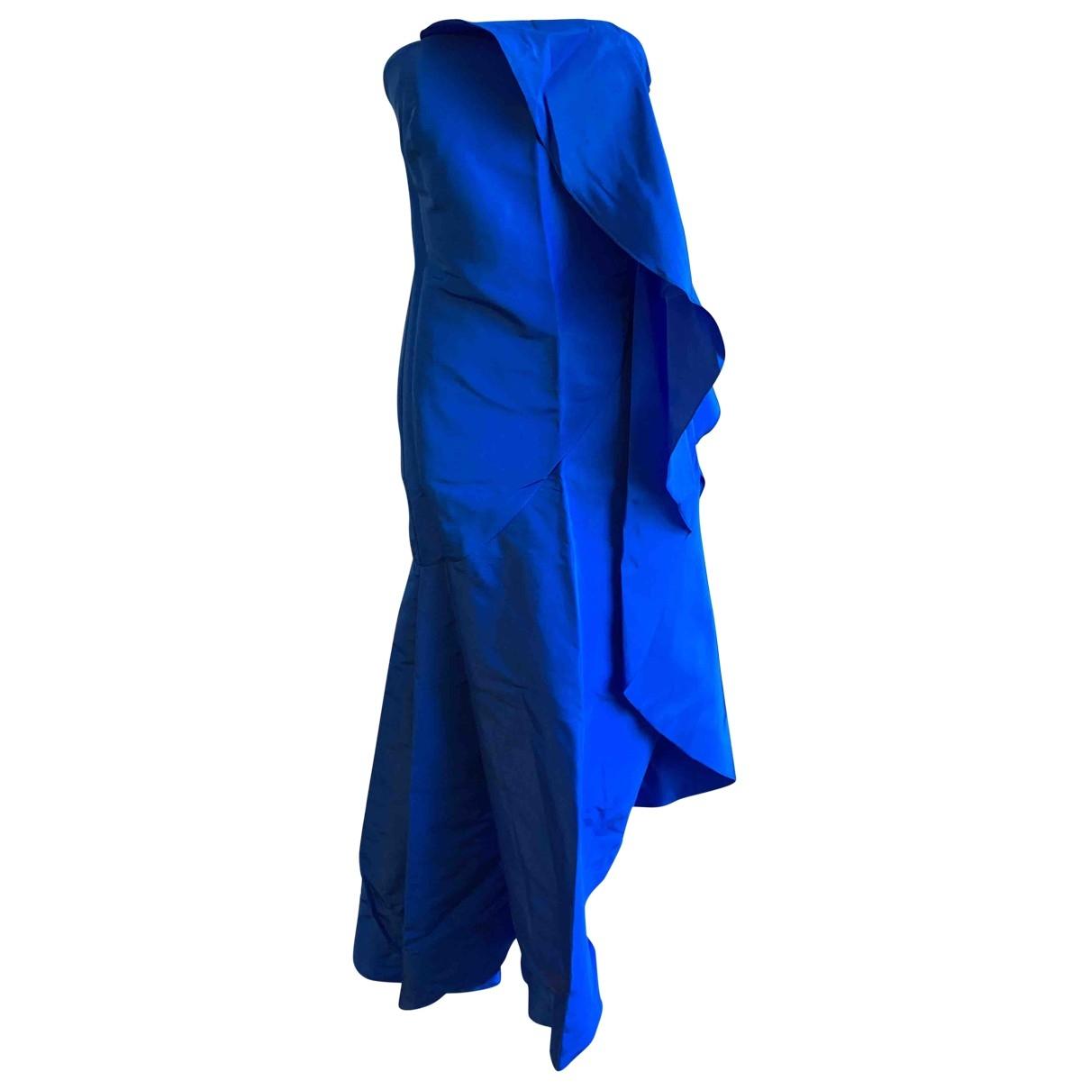 Maxi vestido de Seda Rosie Assoulin