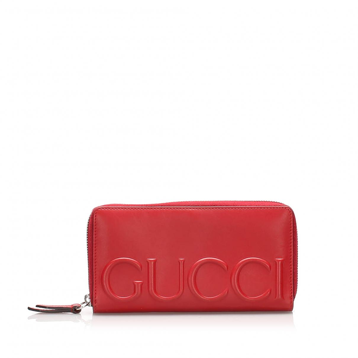 Cartera de Cuero Gucci