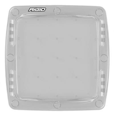 Rigid Industries Q-Series Light Cover (Clear) - 103923