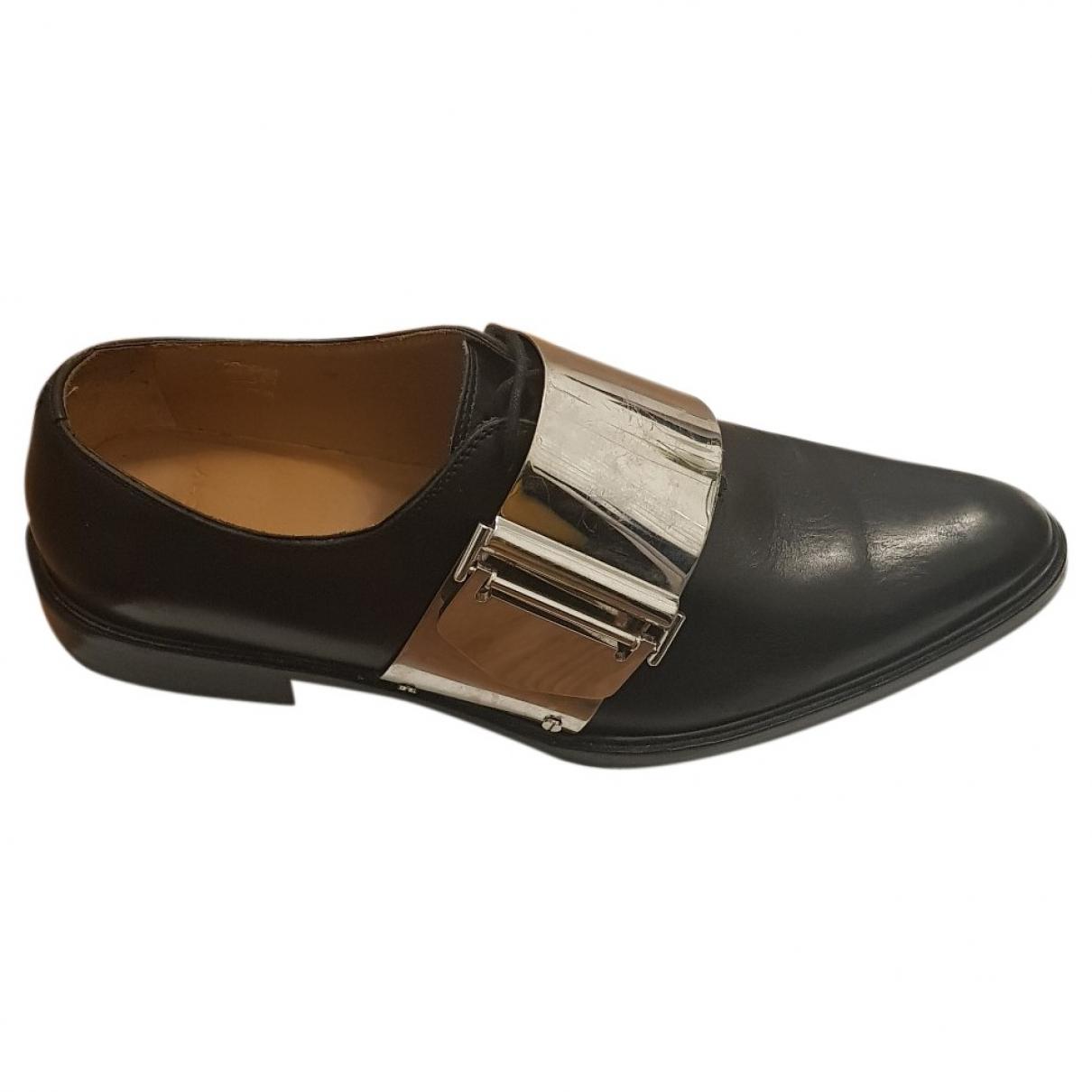 Givenchy - Derbies   pour homme en cuir - noir