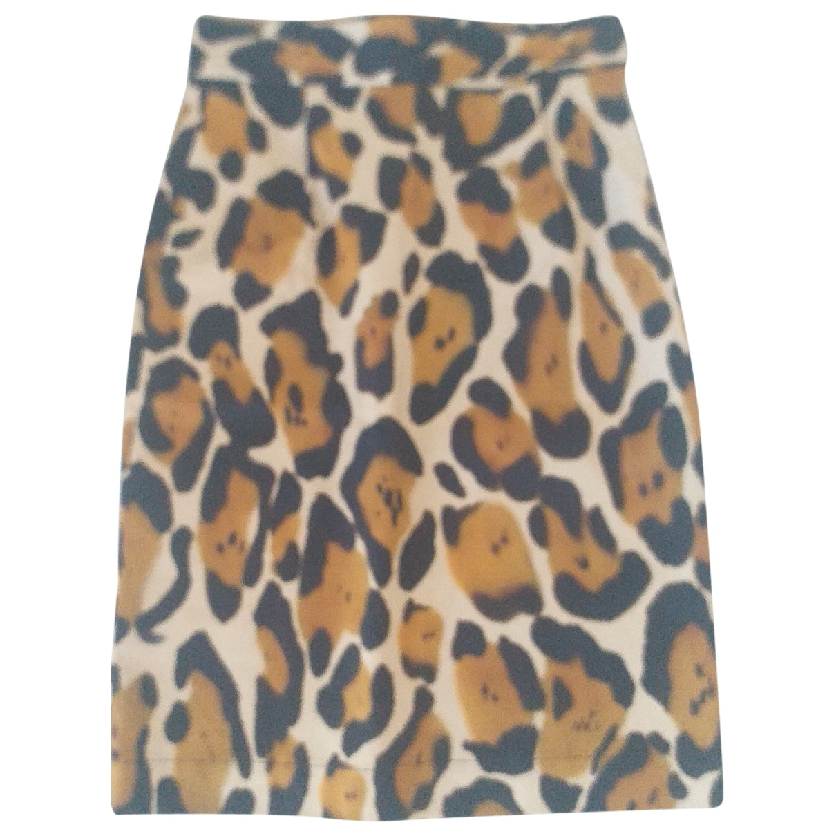 Vivienne Westwood \N Camel Cotton skirt for Women 38 IT