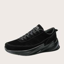 Zapatillas deportivas de hombres con cordon delantero