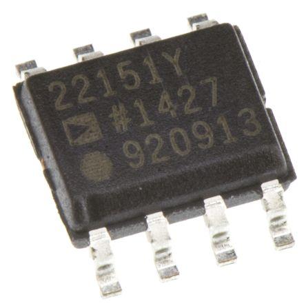 Analog Devices AD22151YRZ , Linear Hall Effect Sensor, 8-Pin SOIC