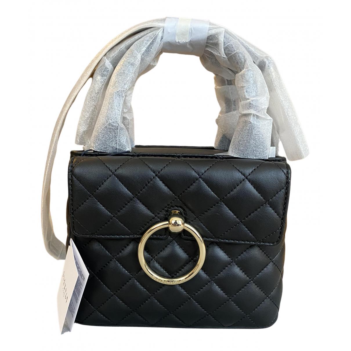 Claudie Pierlot N Black Leather handbag for Women N