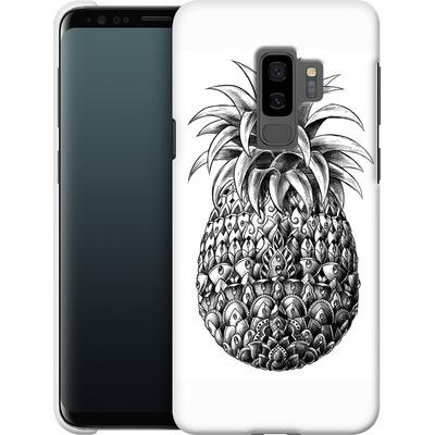 Samsung Galaxy S9 Plus Smartphone Huelle - Ornate Pineapple von BIOWORKZ
