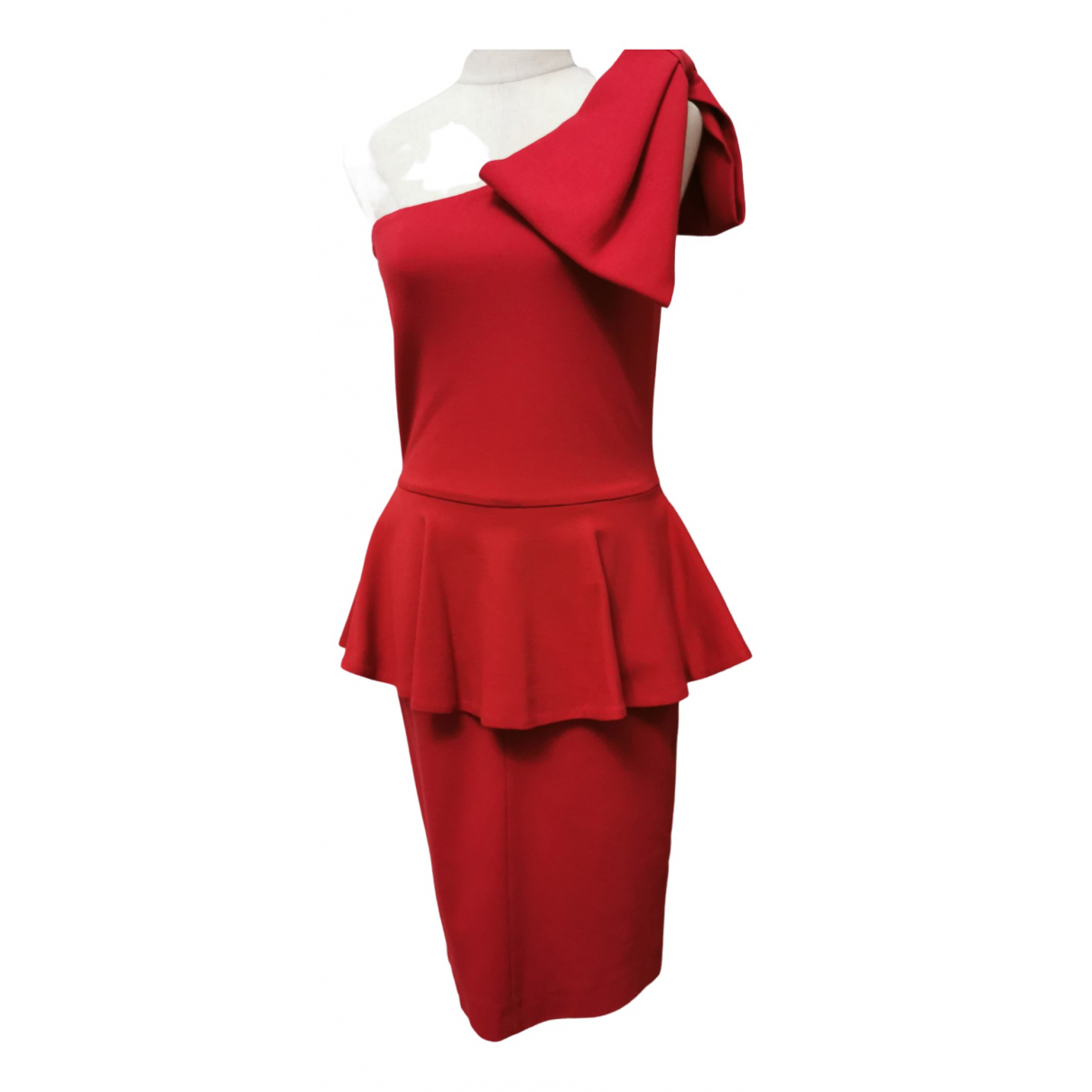 Msgm \N Red dress for Women 42 IT