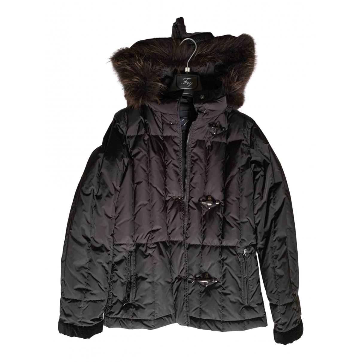 Fay N Black jacket for Women S International