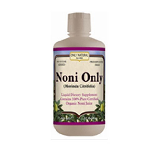Organic Juice Noni Only 32 oz by Only Natural