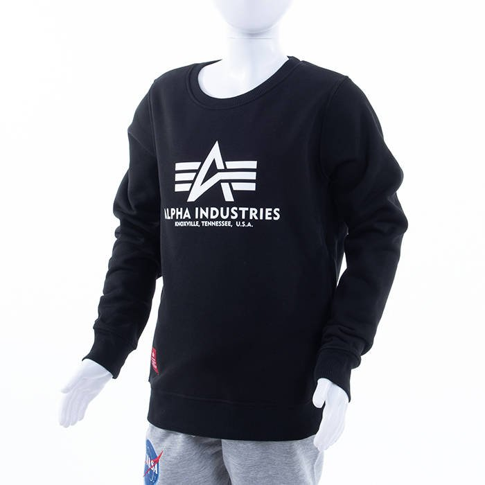 Alpha Industries Basic Sweater Kids 198703 03