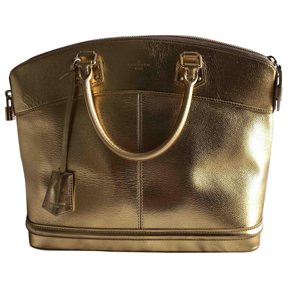 Bolso  Lockit de Cuero Louis Vuitton