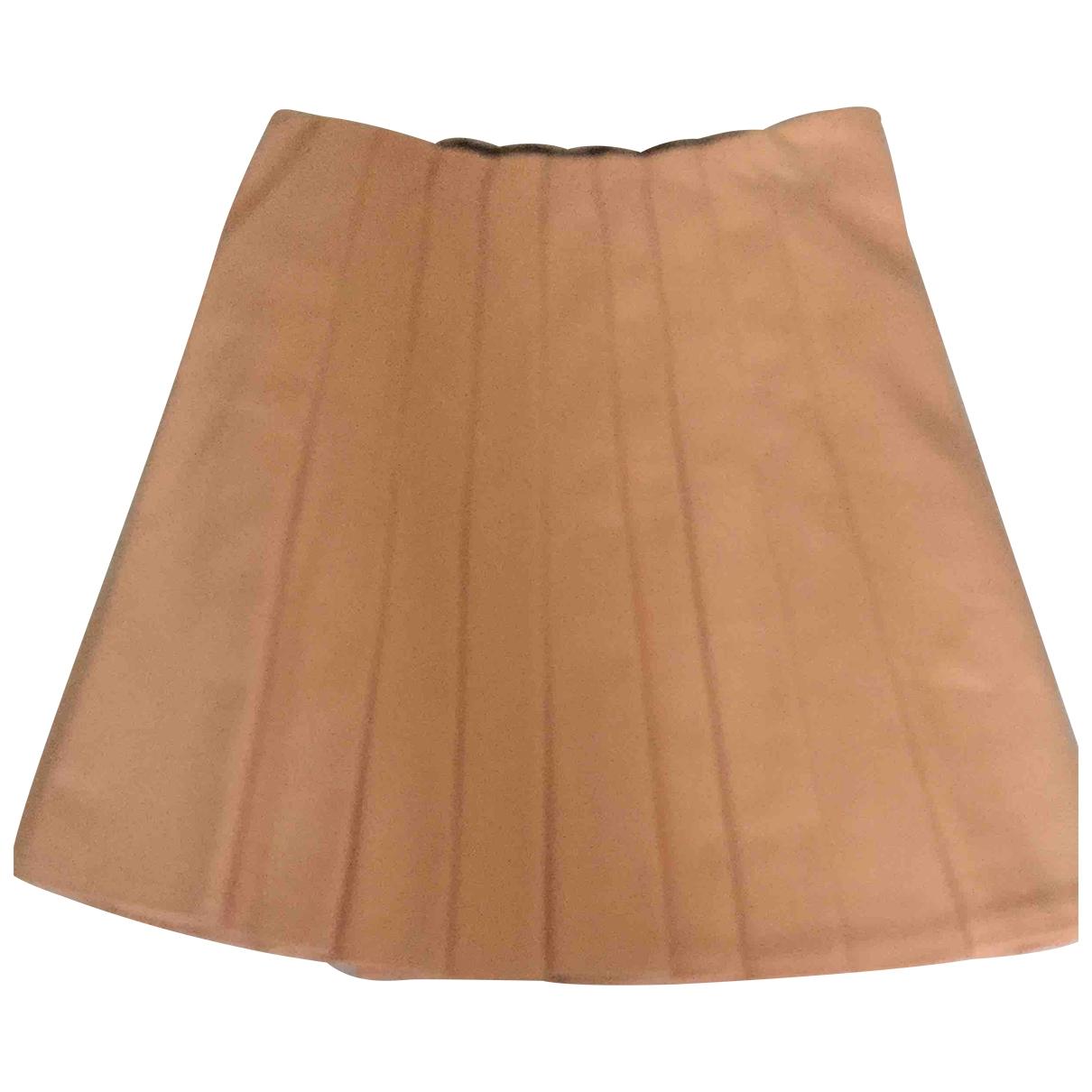 Zara - Jupe   pour femme en coton