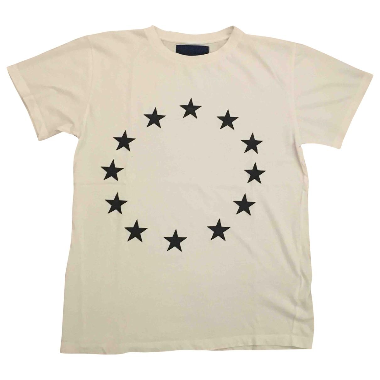 Etudes Studio - Tee shirts   pour homme en coton - blanc