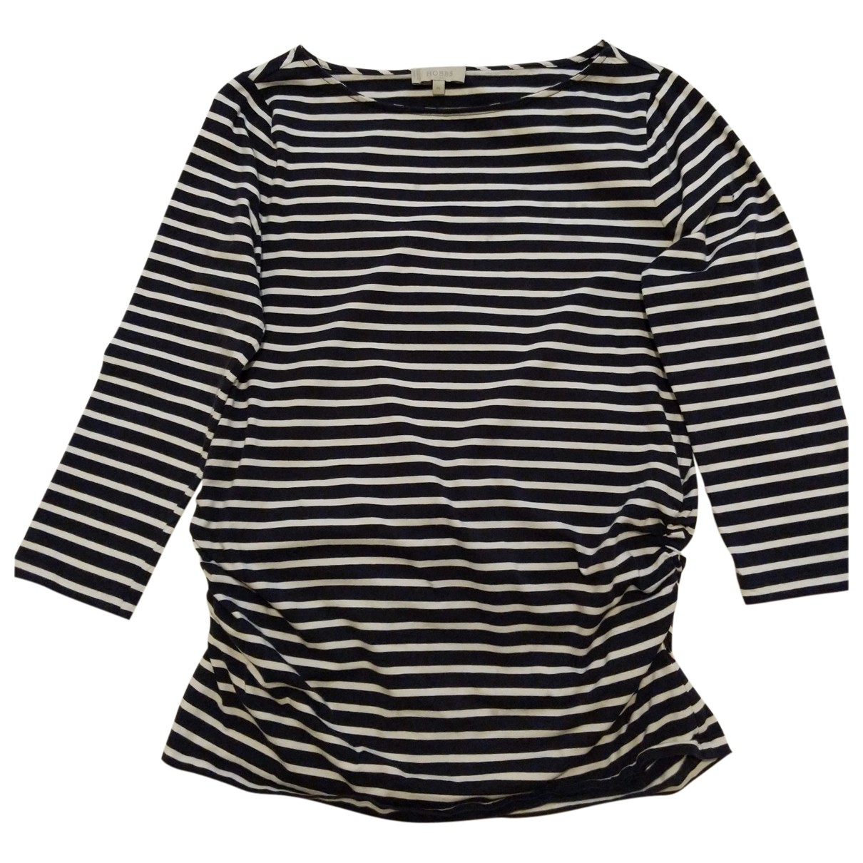 Hobbs - Top   pour femme en coton - marine