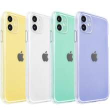 1pc Clear iPhone Case